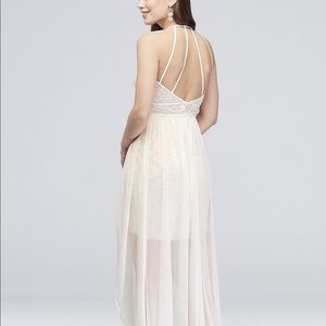 David's Bridal Engagement Dress